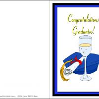 Printable Congratulations Graduates - Printable Graduation Cards - Free Printable Cards