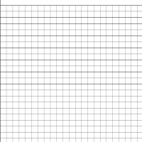 8.5&quot;x11&quot; Cornell Graph Paper