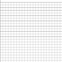 """8.5""""x11"""" Cornell Graph Paper"""