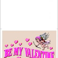Cupid Be My Valentine
