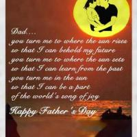 Printable Dad With Daughter - Printable Fathers Day Cards - Free Printable Cards