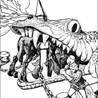 Printable Dragon Coloring Book - Printable Coloring Book - Free Printable Coloring Pages