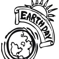 Printable Earth Day Coloring Sheet - Printable Coloring Sheets - Free Printable Coloring Pages