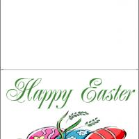 Printable Easter Card - Printable Easter Cards - Free Printable Cards