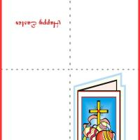 Printable Easter Card - Printable Greeting Cards - Free Printable Cards