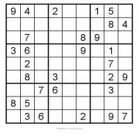 Easy 3x3 Sudoku 11