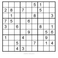 Easy 3x3 Sudoku 12