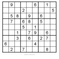 Easy 3x3 Sudoku 13