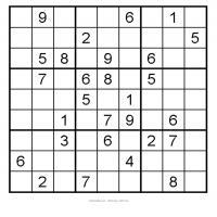 Easy 3x3 Sudoku 13