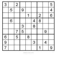 Easy 3x3 Sudoku 14