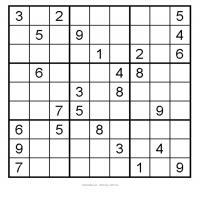 Easy 3x3 Sudoku 14