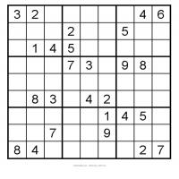 Easy 3x3 Sudoku 15