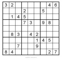 Easy 3x3 Sudoku 15
