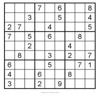 Easy 3x3 Sudoku 16