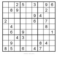 Easy 3x3 Sudoku 17