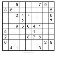 Easy 3x3 Sudoku 18