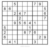 Easy 3x3 Sudoku 18