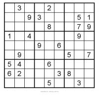 Easy 3x3 Sudoku 2