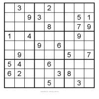 Easy 3x3 Sudoku 2