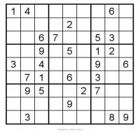 Easy 3x3 Sudoku 6