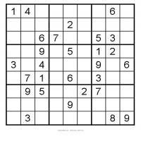 Easy 3x3 Sudoku 6