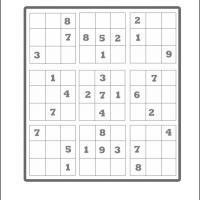 Easy Sudoku 1