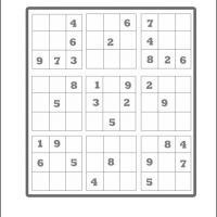 Easy Sudoku 2