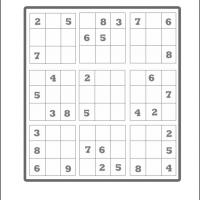 Easy Sudoku 4