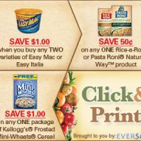 Printable Eversave - Printable Grocery Coupons - Free Printable Coupons