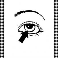 Eye Flash Card