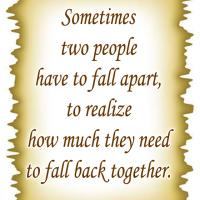 Printable Fall Back Together - Printable Motivational Quotes - Free Printable Quotes