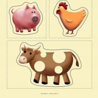 Printable Farm Animals - Printable Stuff - Misc Printables