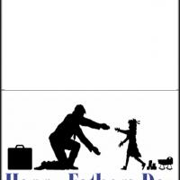 Printable Father Coming Home - Printable Fathers Day Cards - Free Printable Cards
