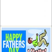 Printable Father's Day Card - Printable Fathers Day Cards - Free Printable Cards