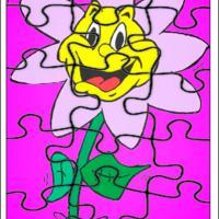 Flower Jigsaw Puzzle