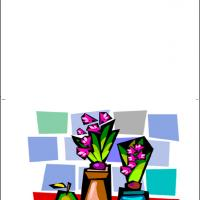 Flowers In Vase
