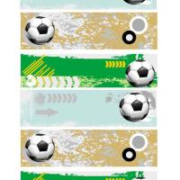 Printable Football Themed Bookmarks - Printable Bookmarks - Free Printable Crafts