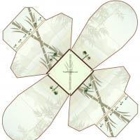 Bamboo Glade Fortune Gift Box