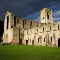 Printable Fountains Abbey - Printable Pics - Free Printable Pictures