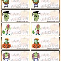 Frankenstein Gift Cards