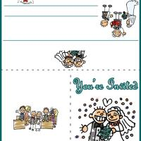 Fun Wedding Invitation Card