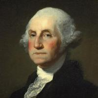 George Washington is the first president of the United States. Print ...