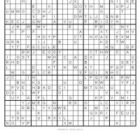 picture about Mega Sudoku Printable called simple printable sudoku: February 2013