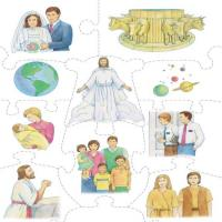 Printable God Is Our Creator - Printable Puzzles - Free Printable Games