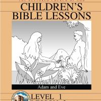 Printable Grade 1 Bible Study: Adam and Eve - Printable Church Worksheets and Lessons - Free Printable Worksheets