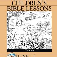 Grade 1 Bible Study: Creation