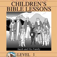 Printable Grade 1 Bible Study: Jacob and His Family - Printable Church Worksheets and Lessons - Free Printable Worksheets