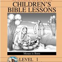 Grade 1 Bible Study: Moses is Born
