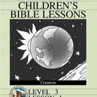Printable Grade 3 Bible Study: Creation - Printable Church Worksheets and Lessons - Free Printable Worksheets