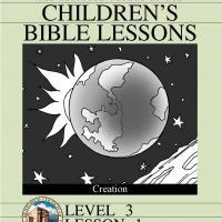 Grade 3 Bible Study: Creation